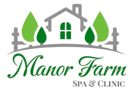 the manor farm spa logo